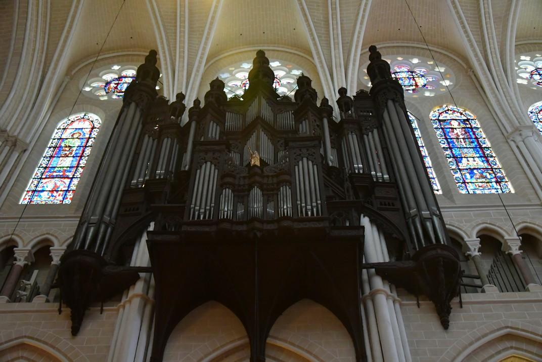 Orgue de la Catedral de Chartres