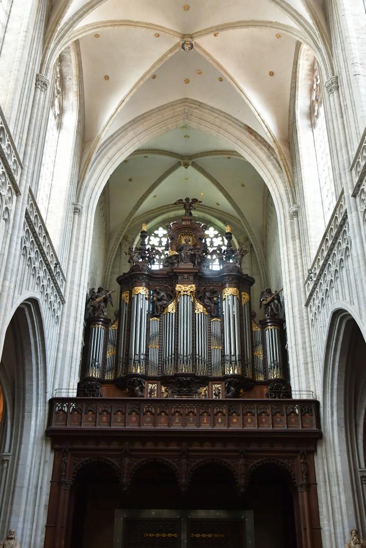 Orgue de la Catedral de Nostra Senyora d'Anvers
