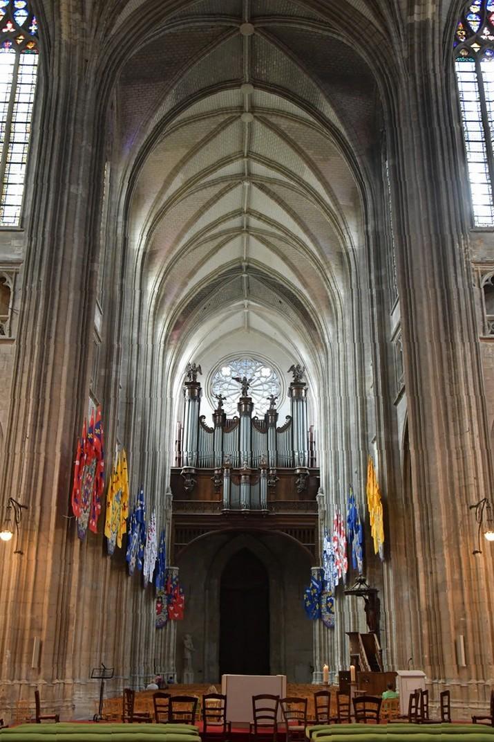 Orgue de la Catedral d'Orleans