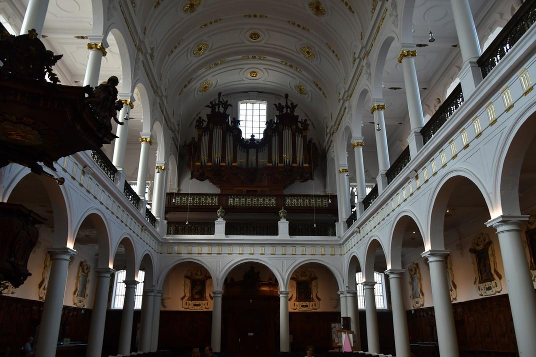 Orgue de l'església de Sant Carles Borromeo d'Anvers