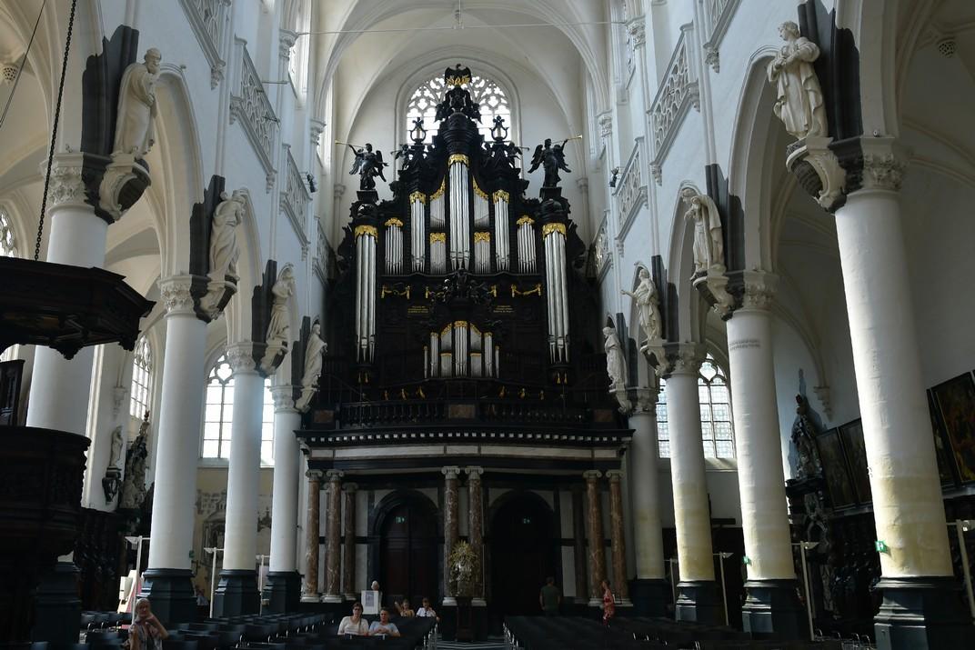 Orgue de l'església de Sant Pau d'Anvers