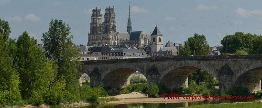 Orleans - Capital de la regió Centre-Vall del Loira