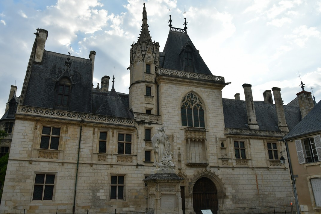 Palau de Jacques Coeur de Bourges