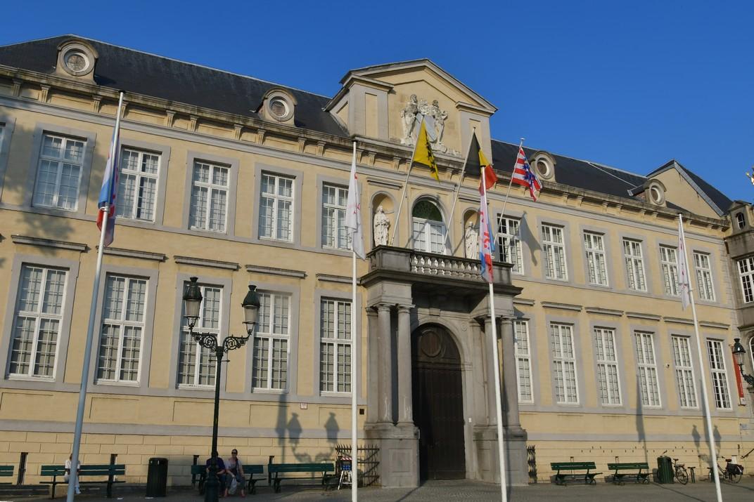 Palau de Justícia de Bruges