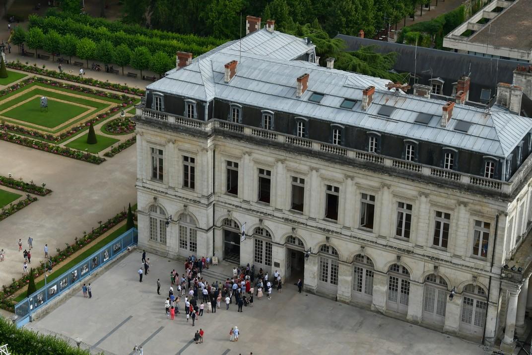 Palau de l'Arquebisbat de Bourges