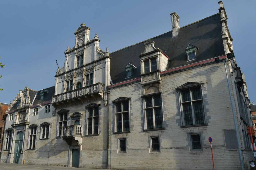 Palau de Margarida d'Àustria de Malines