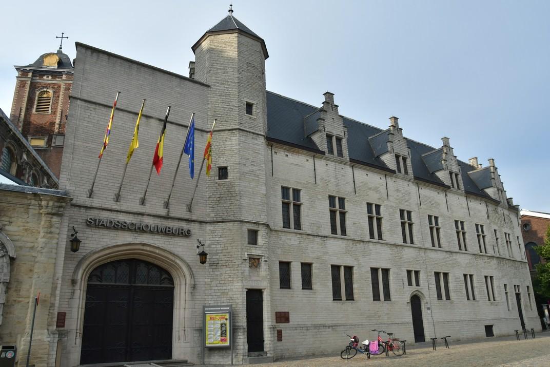 Palau de Margarida de York de Malines