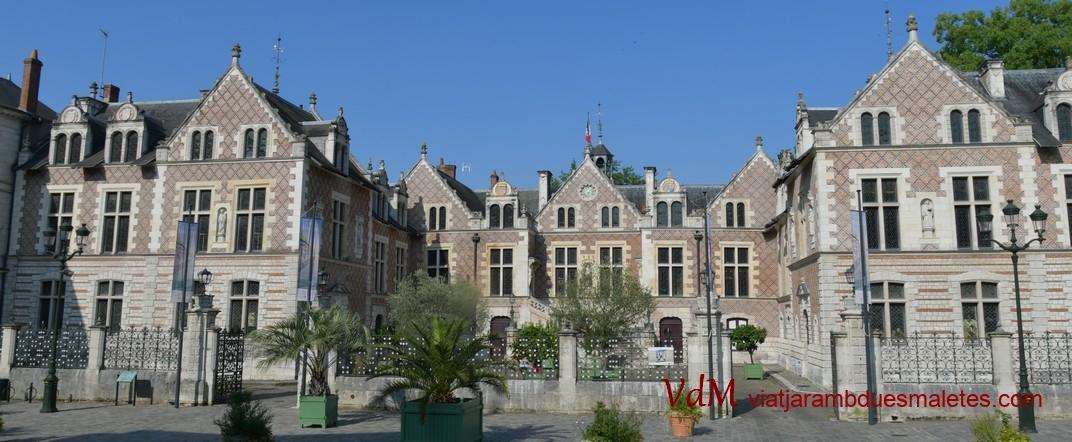 Palau Groslot d'Orleans
