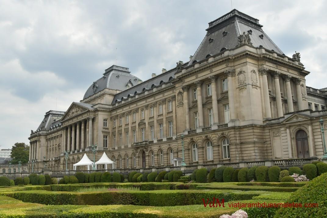 Palau Reial de Brussel·les