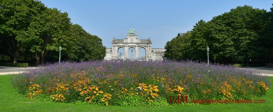 Parc del Cinquantenari de Brussel·les