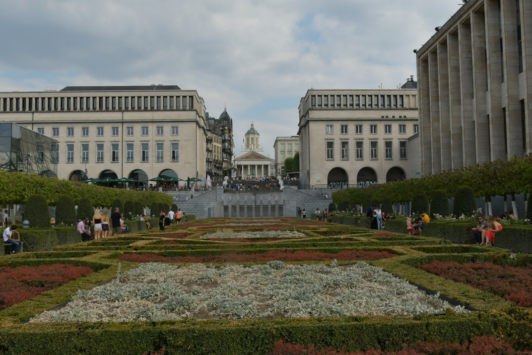 Parc del Mont de les Arts de Brussel·les