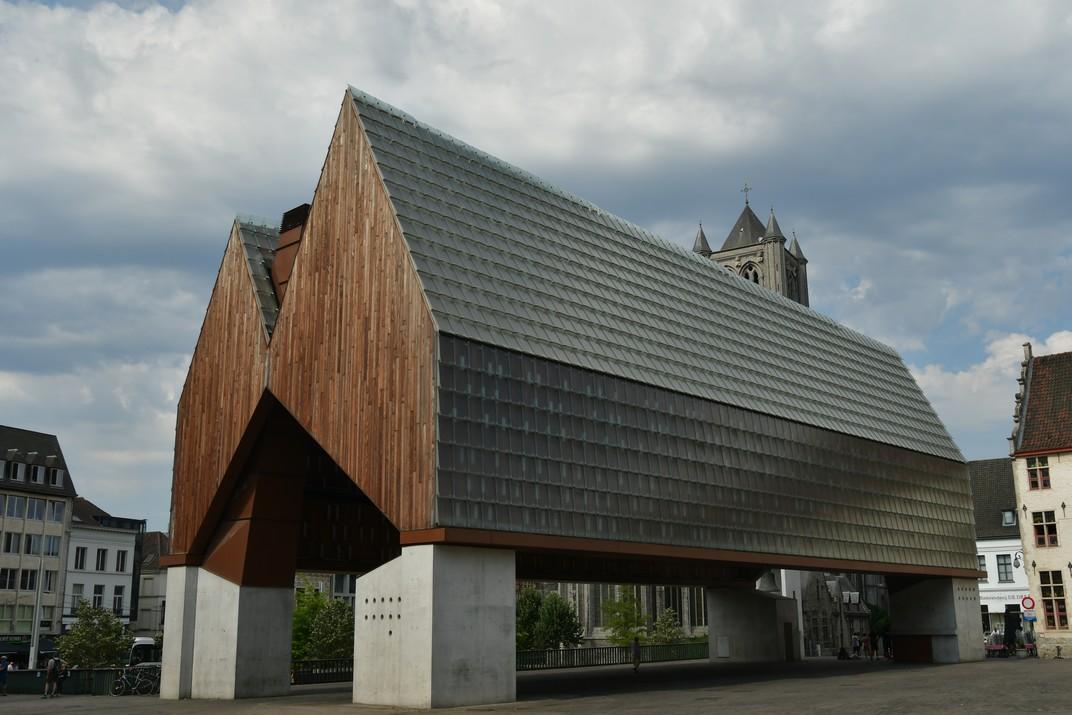 Pavelló Municipal de Gant