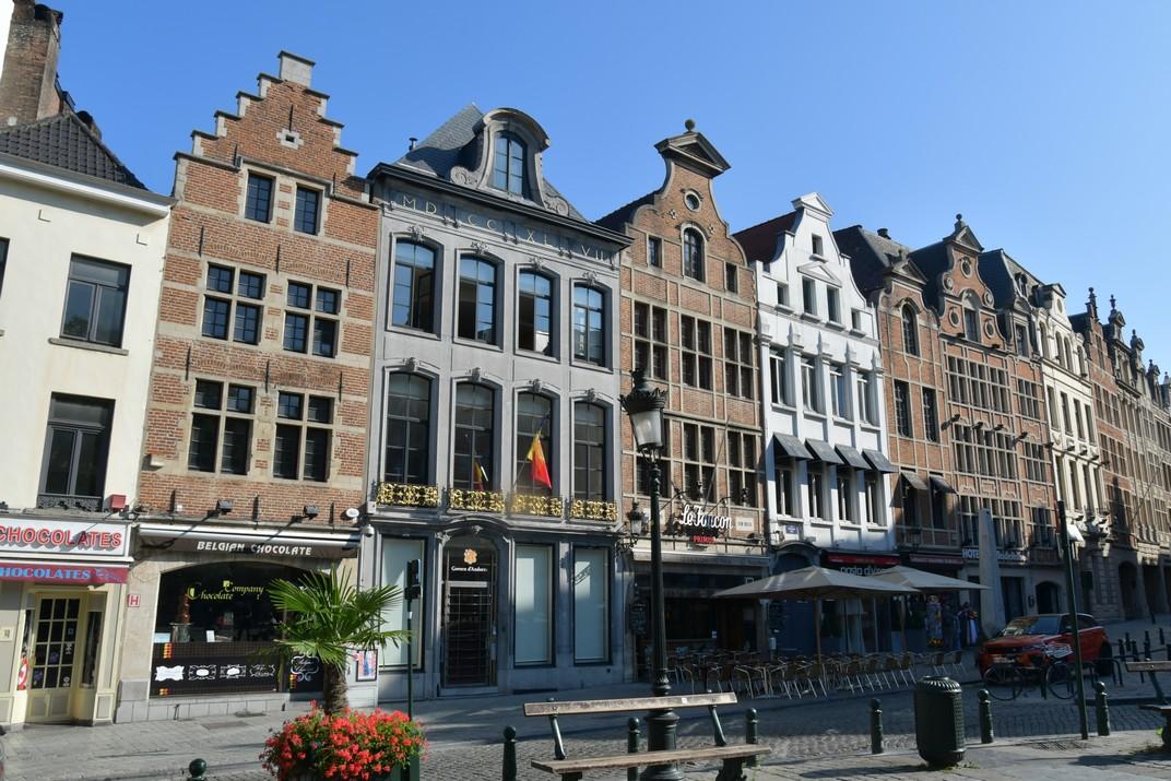 Plaça Àgora de Brussel·les