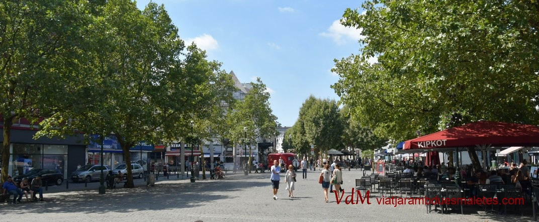 Plaça de Santa Caterina de Brussel·les