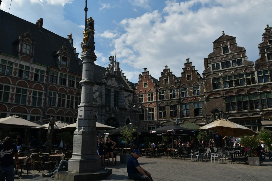 Plaça de Veerle de Gant