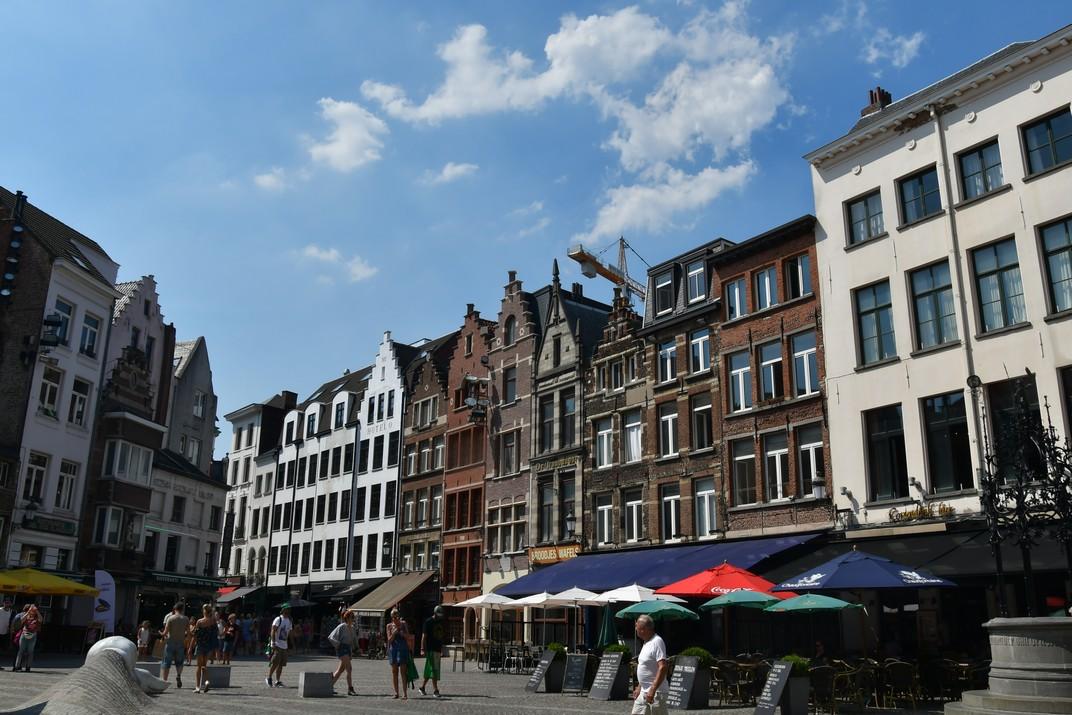 Plaça dels Guants d'Anvers