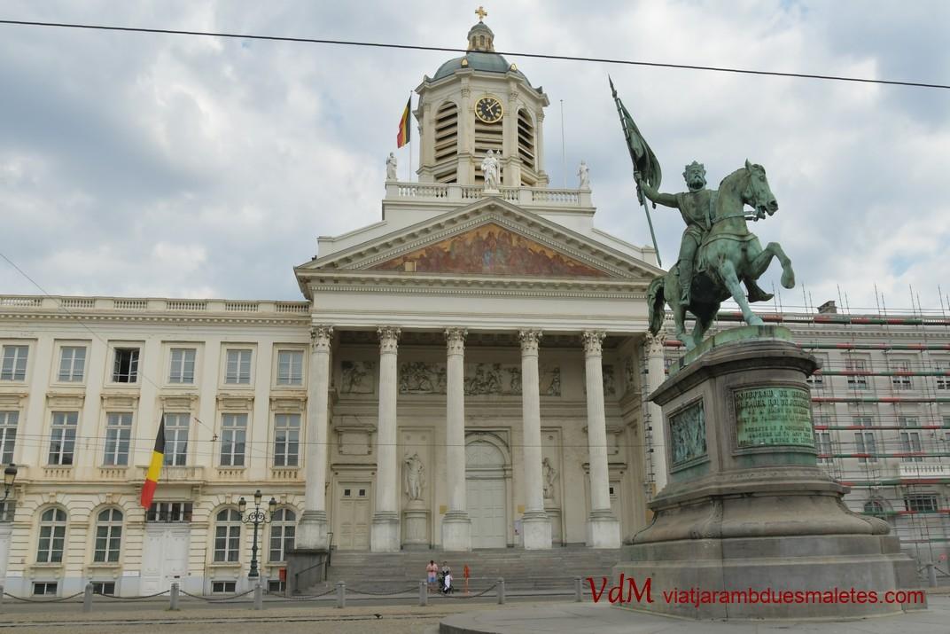 Plaça Reial de Brussel·les