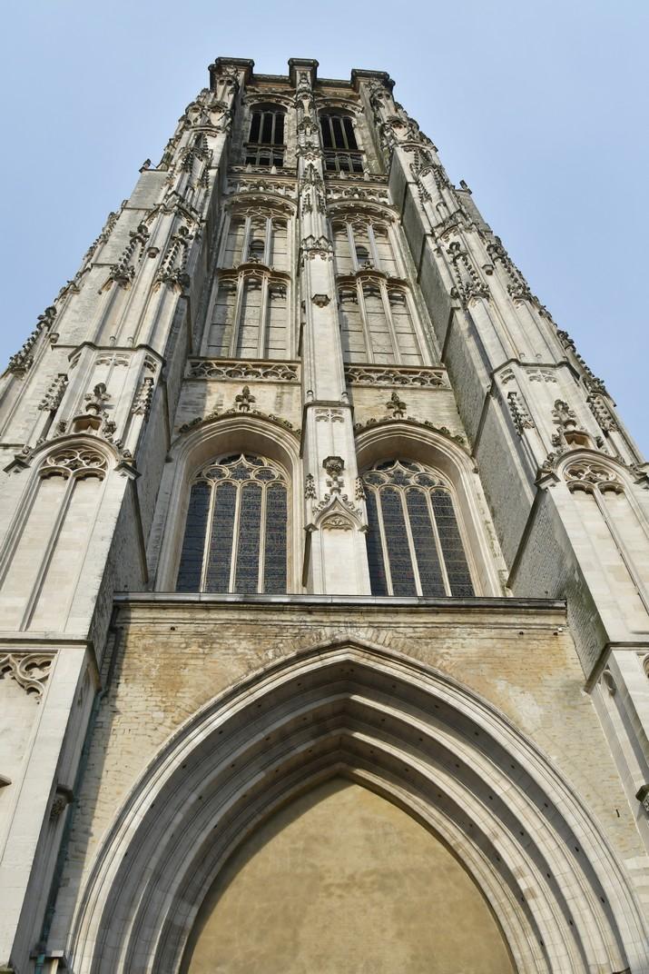 Pòrtic de la Torre de la Catedral de Sant Rumold de Malines
