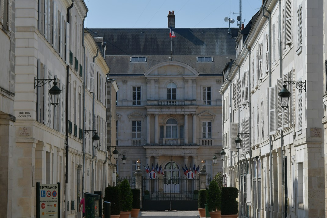 Prefectura de la Loiret d'Orleans