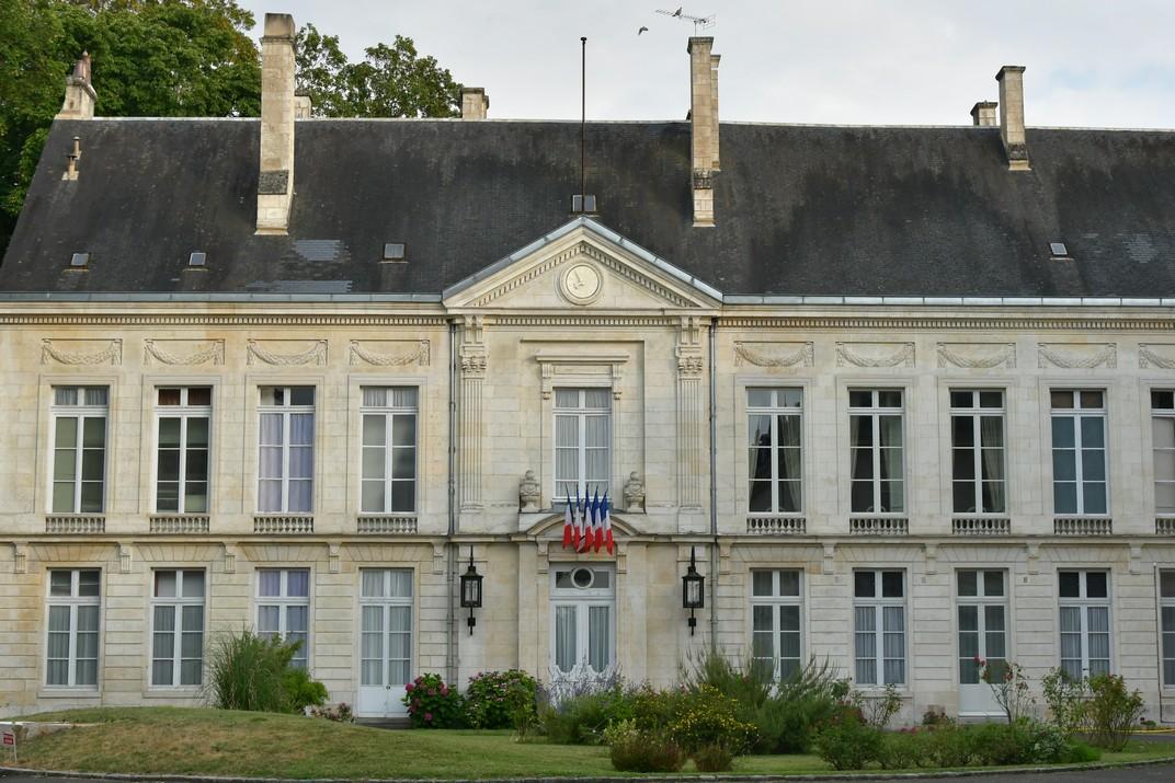 Prefectura del Cher de Bourges