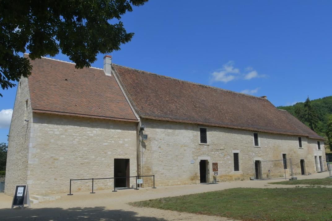 Recepció de l'abadia de Noirlac