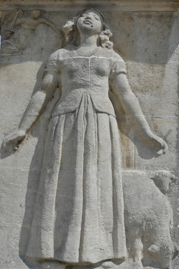 Representació de Joana d'Arc d'Orleans