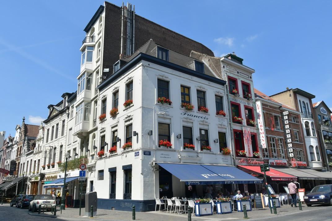 Restauració del Barri dels Molls de Brussel·les