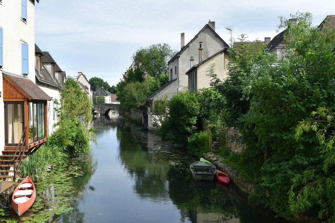 Riu Eure de Chartres