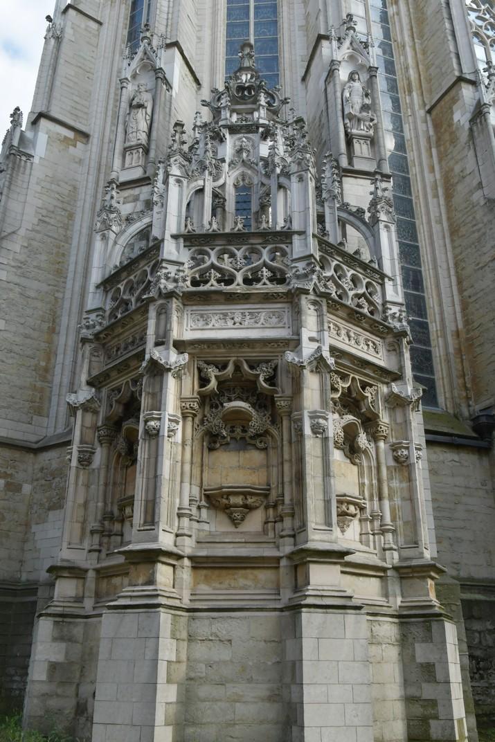 Sagrari de l'església de Nostra Senyora de les Victòries del Sablon de Brussel·les