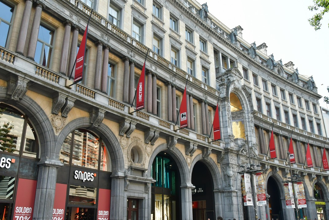 Sala de Festes del carrer Meir d'Anvers