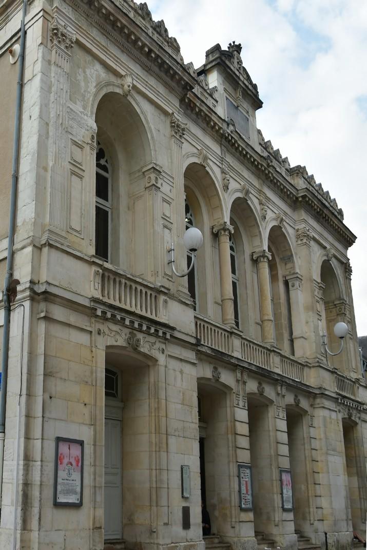 Teatre Jacques Coeur de Bourges