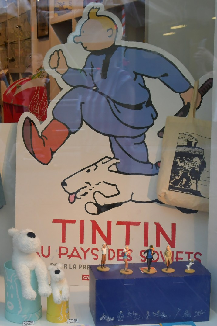 Tintin - Brussel·les
