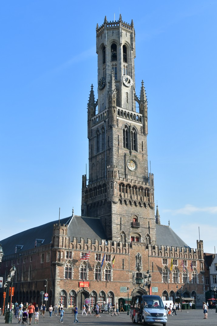 Torre Campanar de Bruges