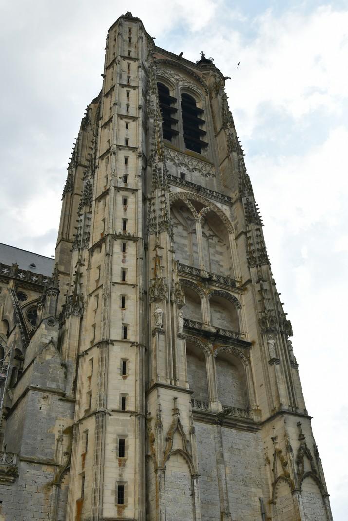 Torre nord de la Catedral de Bourges