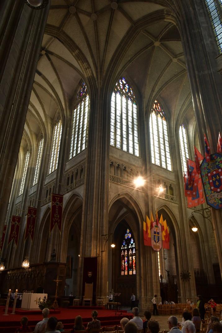 Transsepte de la Catedral d'Orleans