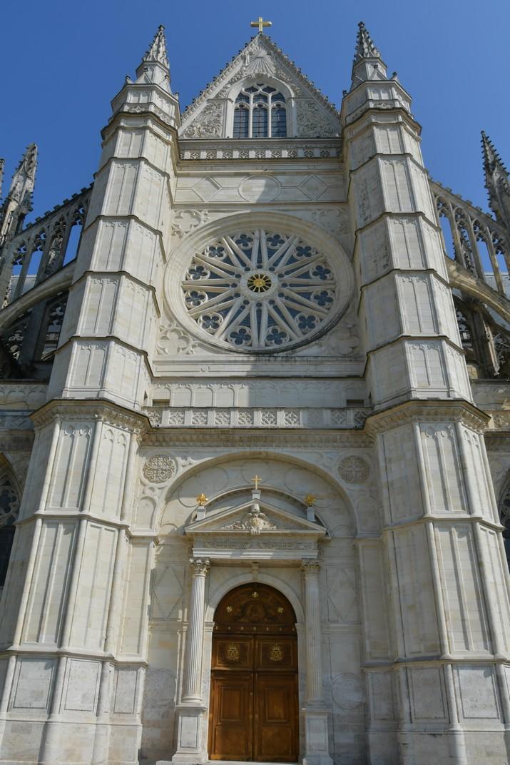 Transsepte sud de la Catedral d'Orleans