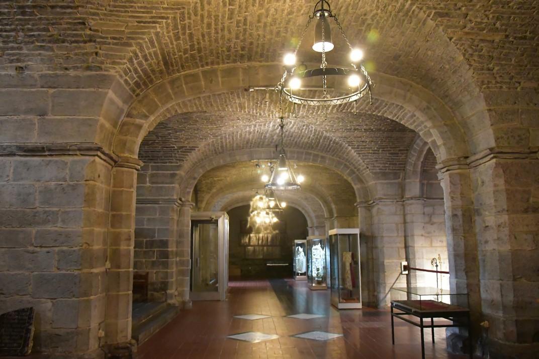 Tresor de la Cripta de la Catedral de Sant Bavó de Gant