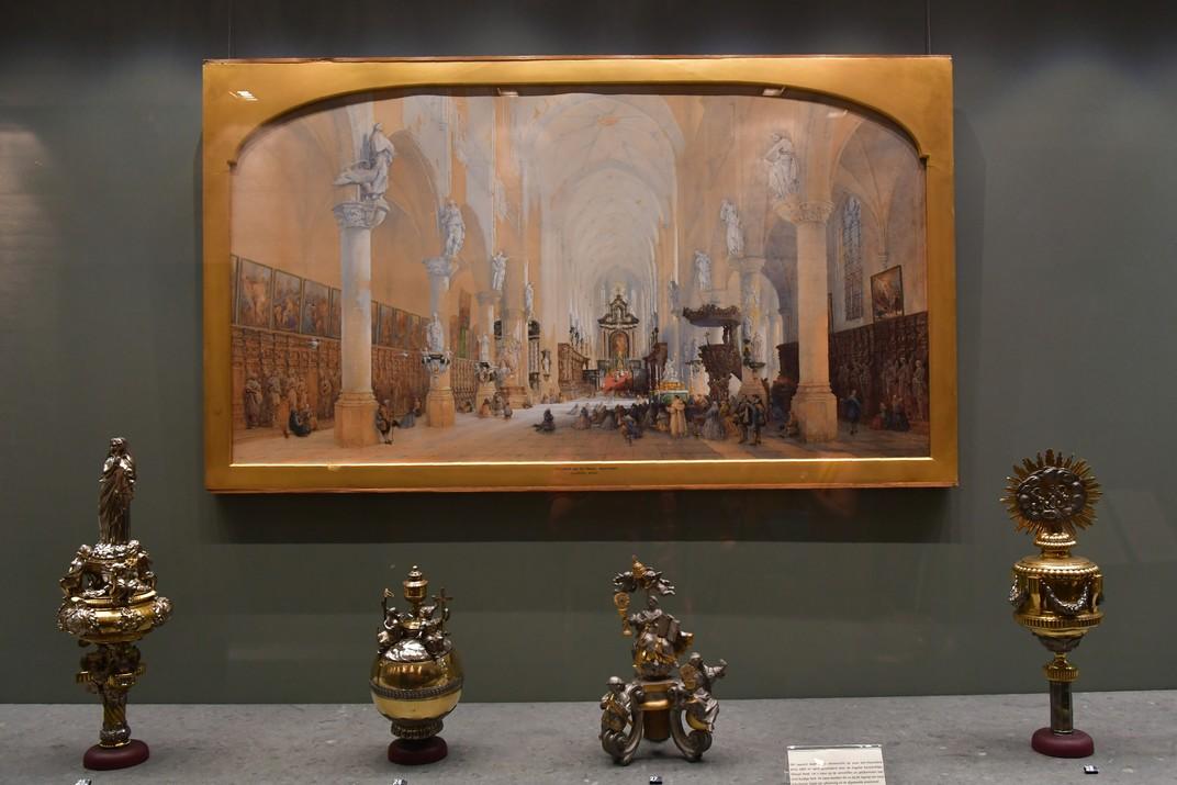 Tresor de l'església de Sant Pau d'Anvers