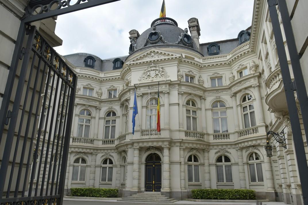 Tribunal de Comptes de Bèlgica de Brussel·les
