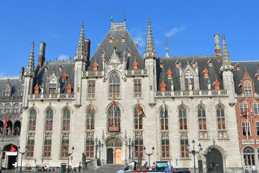Tribunal Provincial de Bruges