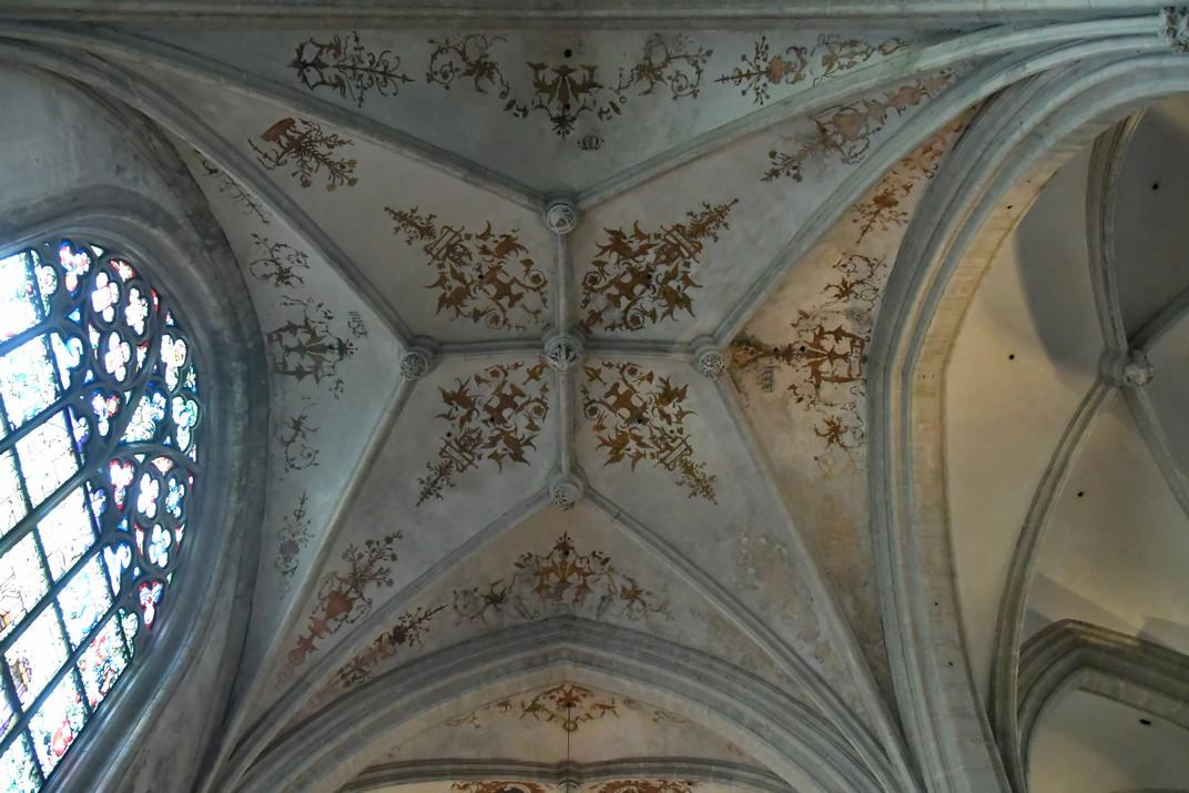 Volta de la Catedral de Nostra Senyora d'Anvers