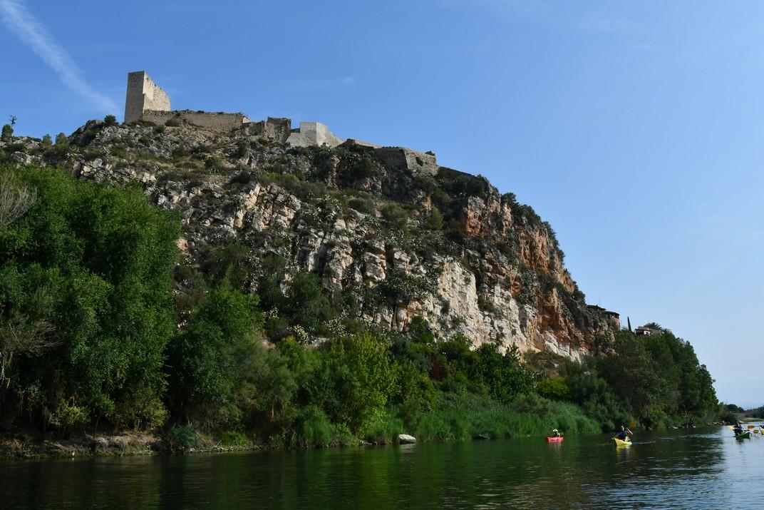Castell de Miravet de la Ribera d'Ebre
