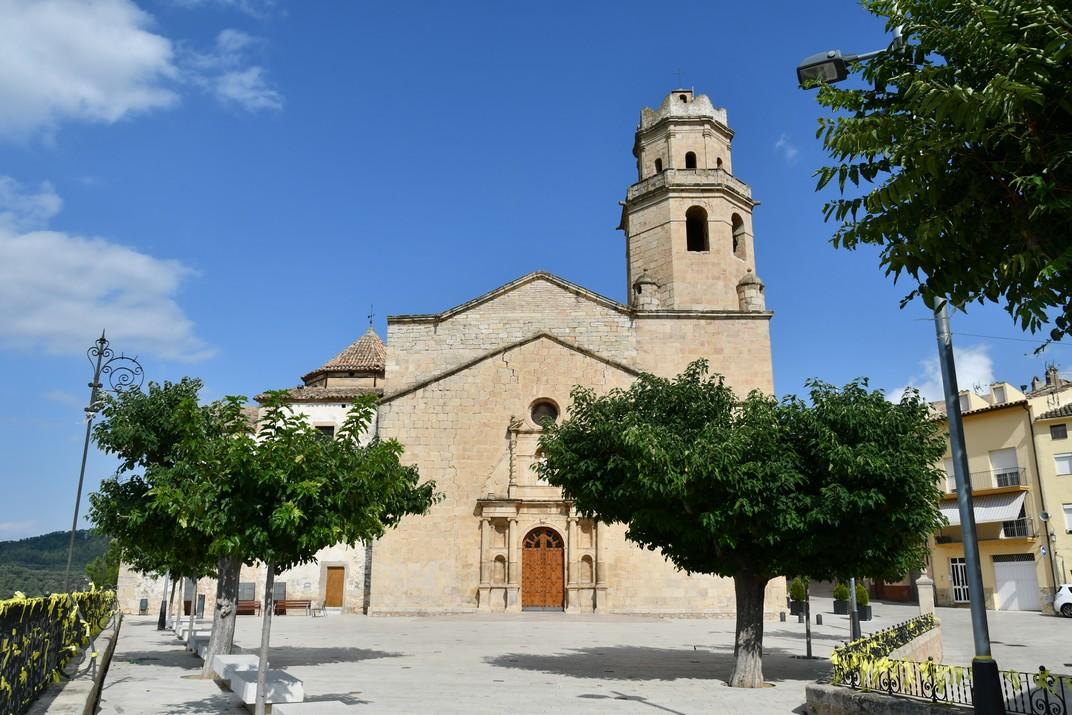 Església de Sant Jaume de Tivissa de la Ribera d'Ebre