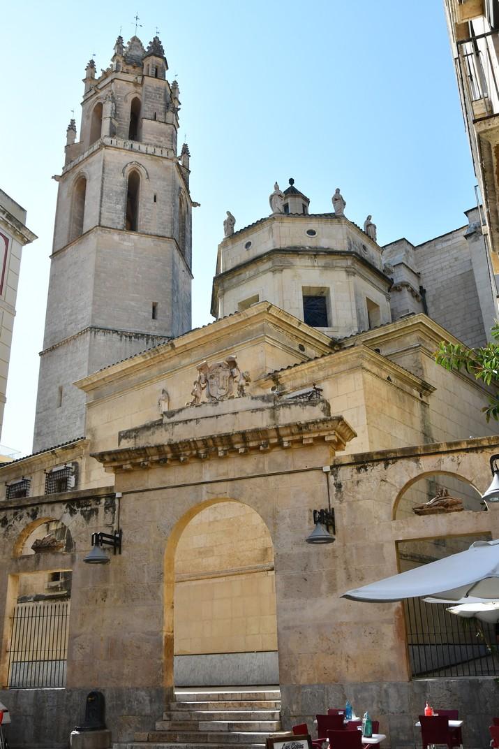 Capella del Santíssim Sagrament de l'església Prioral de Sant Pere de Reus