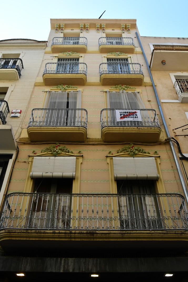 Edifici de 1870 del carrer Monterols de Reus