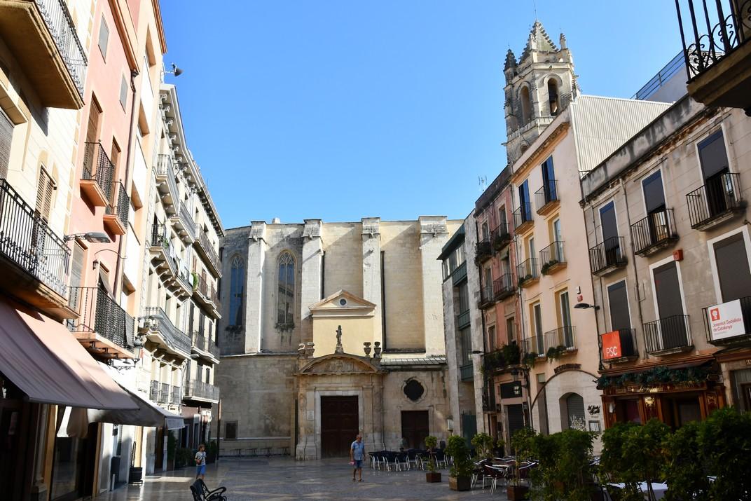 Plaça del Castell de Reus