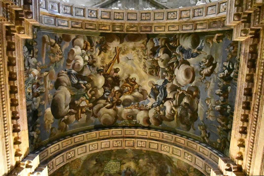 Ascensió de la Mare de Déu de la Cinta de la Catedral de Santa Maria de Tortosa