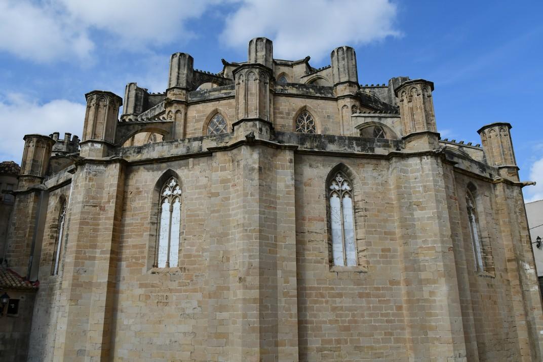Capçalera de la Catedral de Tortosa