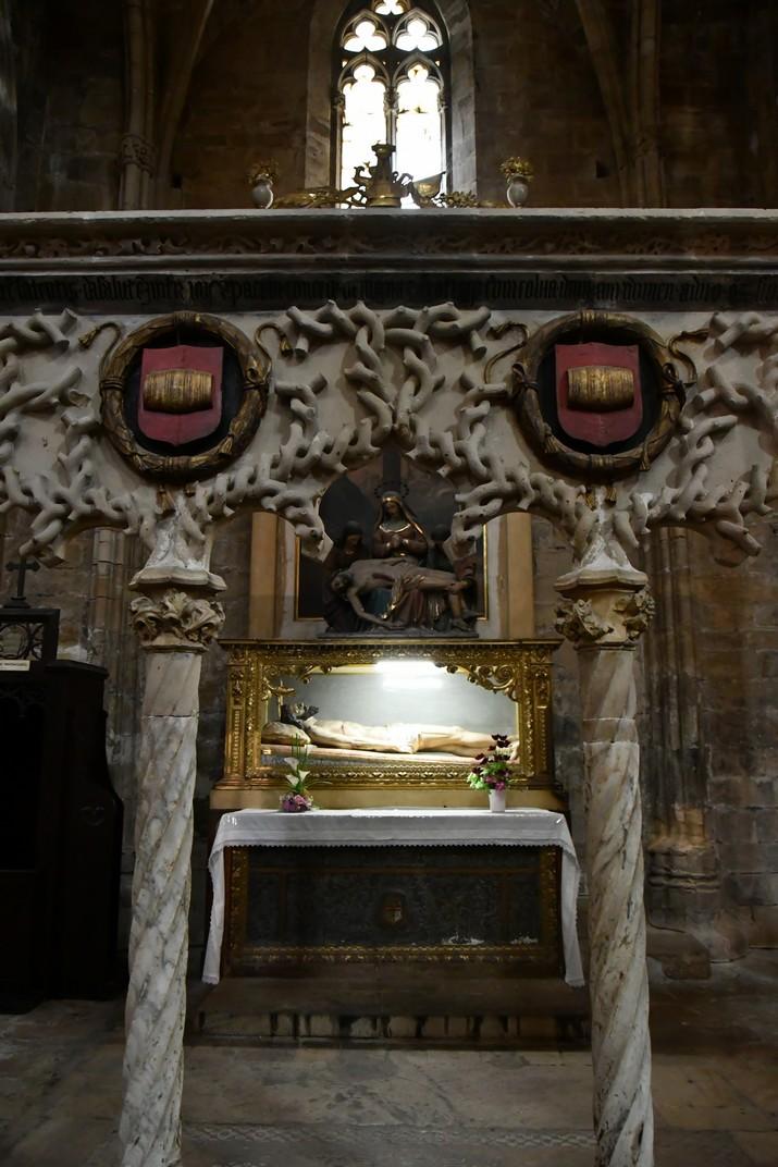Capella de la Pietat de la Catedral de Santa Maria de Tortosa