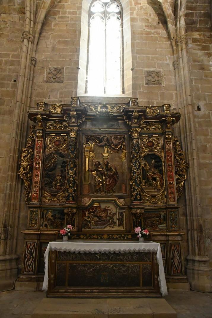 Capella de Sant Joaquim i Santa Anna de la Catedral de Santa Maria de Tortosa
